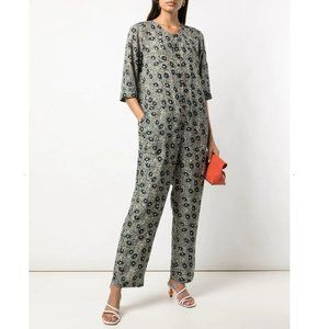 NWT Sea New York Lucia Floral Print Jumpsuit - 4